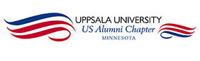 Logotype for Uppsala University Minnesota Alumni Chapter